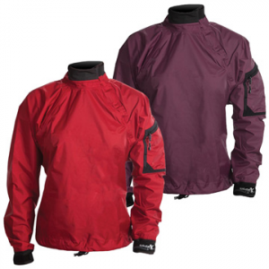 photo: Kokatat Women's Tropos Light Breeze Top long sleeve paddle jacket