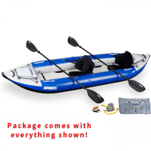 photo: Sea Eagle Explorer 380x Pro Package