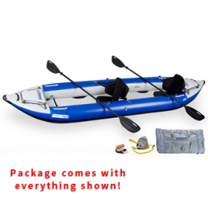 photo: Sea Eagle Explorer 420X inflatable kayak
