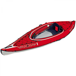 photo: Bic YAKKair HP One inflatable kayak