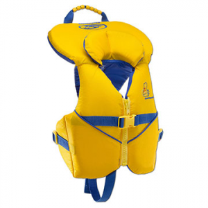 photo: Stohlquist Nemo Infant life jacket/pfd