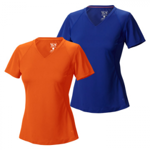 photo: Mountain Hardwear DryHiker Tephra Short Sleeve T short sleeve performance top