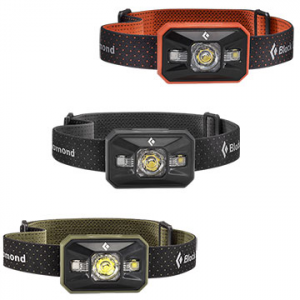 photo: Black Diamond Storm headlamp