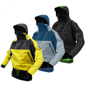 level six superior 2.0 hooded paddling jacket- Save 15% Off - Level Six Superior 2.0 Hooded Paddle Jacket - Meet the big daddy of all touring paddle jackets, the Superior 2.0 Hooded Paddle Jacket by Level Six. It is engineered with a combination of the renowned eXhaust 2.5 and 3.0 ply nylon body systems, an ultra thin membrane with micro pores small enough to prevent water from penetrating but large enough to allow sweat to escape. Combined with 194g/m2 nylon face fabric and a durable water repellent outer spray that achieves ratings up to 20,000mm, the Superior 2.0 is breathable yet strong enough for the punishing demands of paddling.   The Superior 2.0 was engineered specifically for touring adventures, and comes with reflective 3M piping for added safety. It also features a fleece-lined outer collar with sidewinder zipper and detachable hood. Get the perfect fit with the double tunnel and DCS cinch waist system. Fight the elements with a fleece-lined kangaroo hand-warming pocket with YKK zippered openings   If you won't settle for less than the best for a long-range touring jacket, look no further than the Level Six Superior 2.0 Hooded Paddle Jacket.