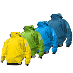level six bonavista hooded paddling jacket- Save 15% Off - Level Six Bonavista Hooded Paddle Jacket - When the breeze picks up, you'll be glad you brought along the Bonavista Hooded Paddle Jacket by Level Six. It is engineered with the renowned eXhaust 2.5 ply nylon body system, an ultra thin membrane with micro pores small enough to prevent water from penetrating but large enough to allow sweat to escape. Combined with 185g/m2 nylon face fabric and a durable water repellent outer spray, the Bonavista is breathable yet strong enough for the punishing demands of paddling.   The Bonavista is versatile enough for touring, SUP or recreational paddling, and comes with reflective shoulder screenprint for added safety. It also features a removable, tuck-away hood for extra weather protection, along with a YKK neck zipper and adjustable neoprene waistband.   If you're looking for the industry leader in bad weather paddle jackets, you'll be satisfied with the Level Six Bonavista Hooded Paddle Jacket.