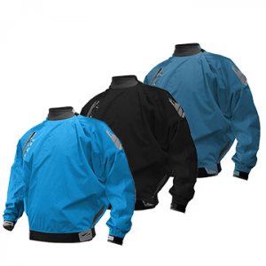 level six kootenay paddling jacket- Save 15% Off - Level Six Kootenay Paddle Jacket - The Kootenay Paddle Jacket by Level Six is an affordable waterproof-breathable top for recreational paddling, day tripping, and casual touring. It is engineered with the renowned eXhaust 2.5 ply nylon body system, an ultra thin membrane with micro pores small enough to prevent water from penetrating but large enough to allow sweat to escape. Combined with 185g/m2 nylon face fabric and a durable water repellent outer spray, the Kootenay is breathable yet strong enough for the punishing demands of paddling.   The Kootenay is versatile enough for touring, SUP or recreational paddling, and comes with reflective shoulder screenprint for added safety. It also features an adjustable neoprene waist, chest pocket with YKK waterproof zipper and adjustable neoprene cuffs.   If you're looking for an affordable paddle jacket equipped with top-tier features and performance, look no further than the Level Six Kootenay Paddle Jacket.