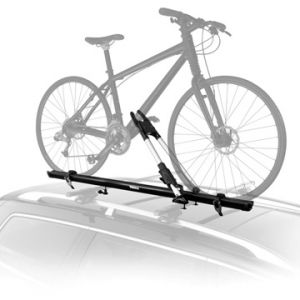 thule 599xtr big mouth bike rack- Save 20% Off - Thule 599XTR Big Mouth Bike Rack - The Big Mouth Bike Rack by Thule is a rock-solid upright carrier with an easy to use clamp design at a great value. Designed for simple loading and serious stability, the Big Mouth Bike Rack keeps your bicycle locked in place with a self-adjusting jaw that automatically wraps around the down-tube for precise frame hold. Unlike fork-mount roof bike racks, you don't have to pop off your front tire to use this baby. For a worry free way to transport your fun you will want to have the Big Mouth Bike Rack by Thule.
