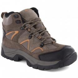 Northside Men's Snohomish Mid Waterproof Hiker Boots - Brown, 13