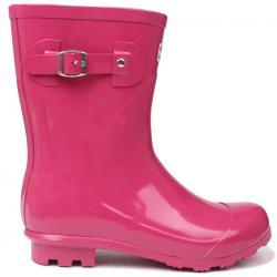 Kangol Women's Low Rain Boots - Purple, 9