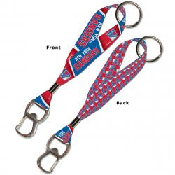 New York Rangers Bottle Opener Keychain