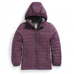 Ems Kids' Prima Pack Insulator Jacket - Purple, M