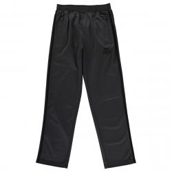 Lonsdale Boys' Track Pants - Black, 9-10