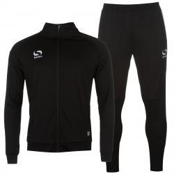 Sondico Men's Strike Track Jacket - Black, L
