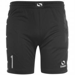 Sondico Boys' Keeper Shorts - Black, 11-12