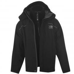Karrimor Big Kids' 3-In-1 Jacket - Black, 13