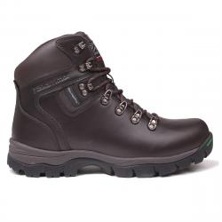 Karrimor Men's Skiddaw Mid Waterproof Hiking Boots - Brown, 12