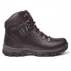 Karrimor Men's Skiddaw Mid Waterproof Hiking Boots - Brown, 8