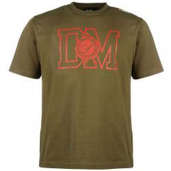 Diem Men's Champion Short-Sleeve Tee - Green, L