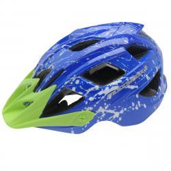Muddyfox Kids' Spark Bike Helmet - Blue, S