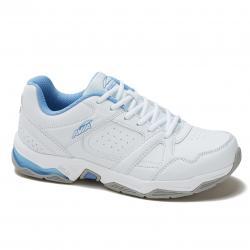 Avia Women's Avi-Rival Training Shoes, Wide - White, 6