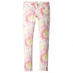 Levi's Big Girls' 710 Jet Set Jeans - White, 7