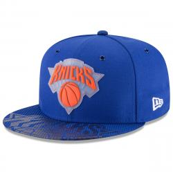 New York Knicks Men's All Star Series 59Fifty Cap - Blue, 7 1/8