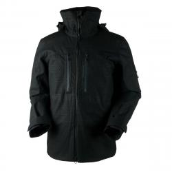 Obermeyer Men's Supernova Shell Jacket - Black, XL