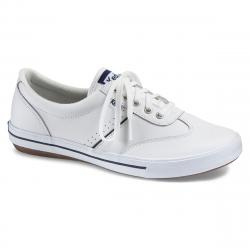 Keds Women's Craze Ii Leather Sneakers - White, 8