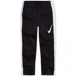 Nike Little Boys' Dri-Fit Performance Knit Pants - Black, 4