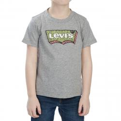 Levi's Toddler Boys' Graphic Short-Sleeve Tee - Black, 3T
