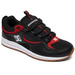 DC SHOES Men's Kalis Lite Skate Shoes - Black, 8