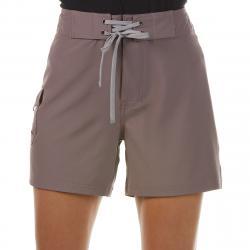 Ems Women's Board Shortie Shorts - Brown, XS
