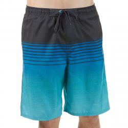 Burnside Men's Forever E-Board Shorts - Blue, S
