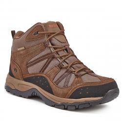 Northside Men's Freemont Mid Waterproof Hiking Boots - Brown, 13