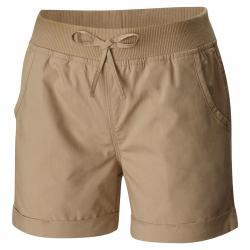 Columbia Big Girls' 5 Oaks Ii Pull-On Shorts - Brown, M