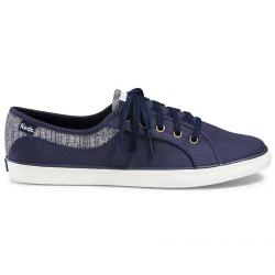 Keds Women's Coursa Knit Sneakers - Blue, 9