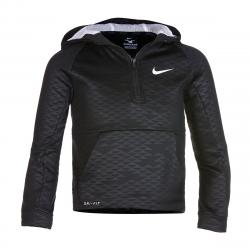 Nike Little Boys' Therma Embroidered Half-Zip Pullover Hoodie