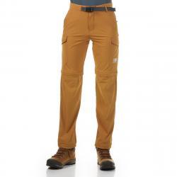 Karrimor Women's Comfy Convertible Pants - Brown, 10