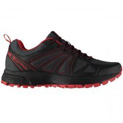 Karrimor Men's Caracal Trail Running Shoes - Black, 8