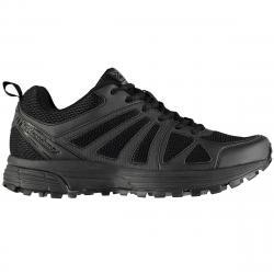 Karrimor Men's Caracal Trail Running Shoes - Black, 7