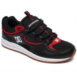 DC SHOES Men's Kalis Lite Skate Shoes - Black, 9