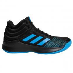 Adidas Men's Pro Spark 2018 Basketball Shoes - Black, 12