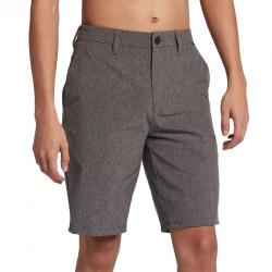 Hurley Guys' 20 In. Phantom Walkshort - Black, 30