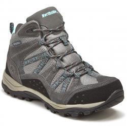 Northside Women's Freemont Mid Waterproof Hiking Boots - Black, 6.5