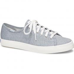 Keds Women's Kickstart Sneaker - Blue, 8