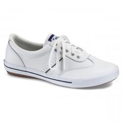Keds Women's Craze Ii Leather Sneakers - White, 9