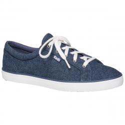Keds Women's Maven Chambray Sneakers - Blue, 7.5
