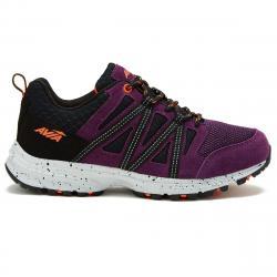 Avia Women's Avi-Vertex Walking Shoes - Purple, 9.5