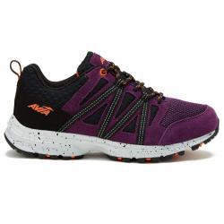 Avia Women's Avi-Vertex Walking Shoes, Wide - Purple, 9.5