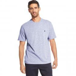 Izod Men's Saltwater Short-Sleeve Tee - White, S